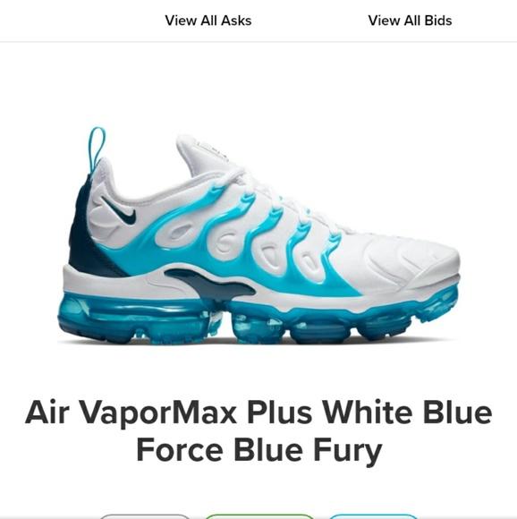 Nike Shoes Vapor Max Plus Poshmark